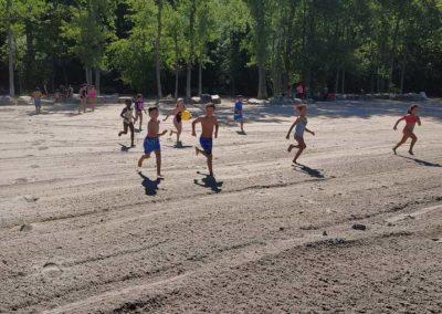 Camp ete 2018- plage